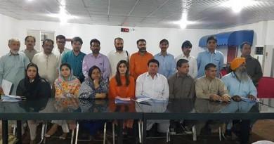 Inclusive media forum (IMF) Khyber Pakhtunkhwa (KPK)